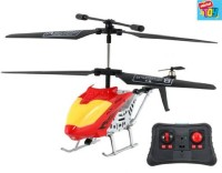 Mera Toy Shop 3.5 Channel Helicopter R/c (Multi Color)