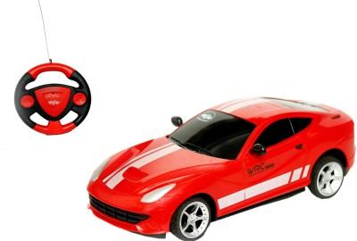Zest4toyZ Remote Control Toys Zest4toyZ Super Jakmean Wheel Steering Control Car Plastic Diecast