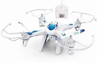 Gift World LH-X8 2.4Ghz R/C Series Quadcopter 6-axis R/C Drone - Built In 2.0 MP HD Camera (White)