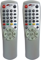 Tuscan Compatible Set Of 2Pcs - 258A Samsung Remote Controller