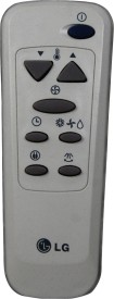 Indiashopers islg Compatible For Lg Ac Remote Controller