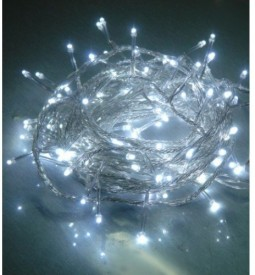 Mesmerize 393 inch White Rice Lights