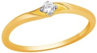 Nakshatra Gold Diamond 18K Yellow Gold 18 K Ring