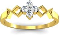 Ag Jewellery Mrunali Sterling Silver Diamond Ring