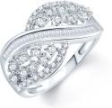 Sukkhi Designer Alloy Cubic Zirconia Ring