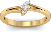 WearYourShine By PCJ The Anbrielle Diamond Gold Diamond 18K Yellow Gold 18 K Ring