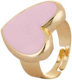 Crunchy Fashion Alloy Ring