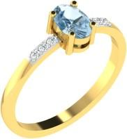 His & Her Gold Diamond 18 K Ring