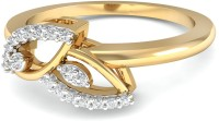 WearYourShine By PCJ The Sirima Diamond Gold Diamond 18K Yellow Gold 18 K Ring