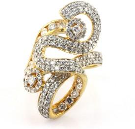 SuperShine jewelry Brass Brass Ring