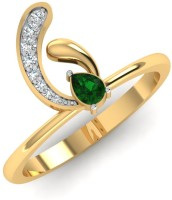 Caratify Anthea Yellow Gold Diamond Yellow Gold 14 K Ring