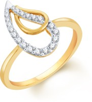 Karatcraft Gemma Yellow Gold Diamond 18 K Ring