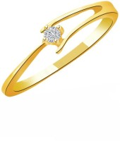 Fullcutdiamond FCDR628R Yellow Gold Diamond 18K Yellow Gold 18 K Ring