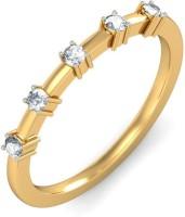 BlueStone The Rasal Yellow Gold Diamond 14 K Ring