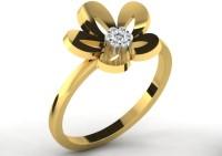 Fullcutdiamond FCDR50072R Yellow Gold Diamond 18K Yellow Gold 18 K Ring