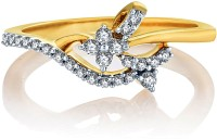 Karatcraft Lyncis Yellow Gold Diamond 18 K Ring