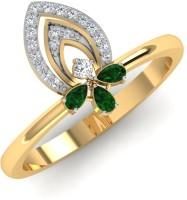 Caratify Zyfses Yellow Gold Diamond Yellow Gold 14 K Ring