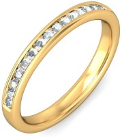 BlueStone The Antoine For Her Yellow Gold Diamond 14 K Ring