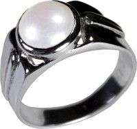 Pearl Paradise Astrological -(C) Silver Pearl Ring