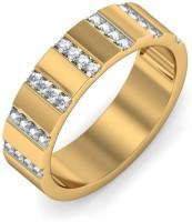 BlueStone The Ezio For Him Gold Diamond 18 K Ring