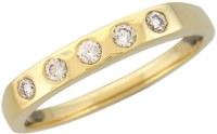 Fullcutdiamond FCDR2806R Yellow Gold Diamond 18K Yellow Gold 18 K Ring