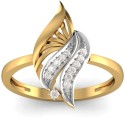 KuberBox The Lady Love Gold Ring