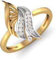 KuberBox The Lady Love Gold 18 K Ring
