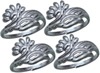 Aman Trendy Silver Toe Ring