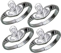 Aman Traditional Silver Toe Ring