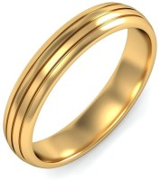 BlueStone The True Love Band Gold 22K Yellow Gold Plated 22 K Ring