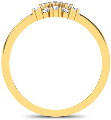 CaratLane Imperial Gold Diamond Ring