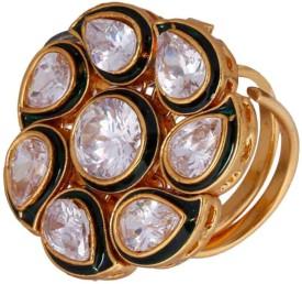 Nakashi Alloy Ring