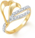 Sukkhi Gleaming Alloy Cubic Zirconia Ring - RNGDVRPGHZY4ZSUM