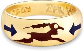 Zodiac Power Alloy Ring