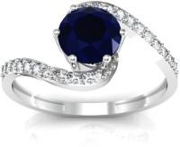 Ag Jewellery Kareena Sterling Silver Diamond Ring
