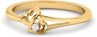 WearYourShine By PCJ The Drusilla 18kt Diamond Yellow Gold Ring