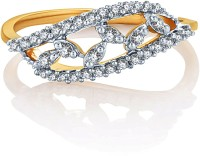 Karatcraft Viña Yellow Gold Diamond 18 K Ring - RNGE7GVYCGSYGRC6