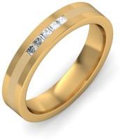 BlueStone The Circe For Him Gold Diamond 18 K Ring