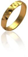 Sharani GA2012 Yellow Gold 22K Yellow Gold Plated 22 K Ring