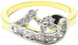 Fash Blush Forever New Crystal Dreams Alloy Ring