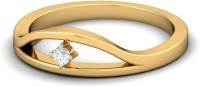 WearYourShine By PCJ The Ximena Diamond Gold Diamond 18K Yellow Gold 18 K Ring