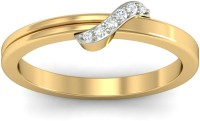 WearYourShine By PCJ The Savannah Diamond Gold Diamond 18K Yellow Gold 18 K Ring