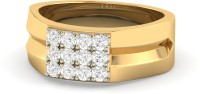 WearYourShine By PCJ The Ishikan 18kt Diamond Yellow Gold Ring