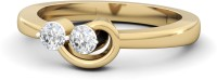 WearYourShine By PCJ The Merrie Diamond Gold Diamond 18K Yellow Gold 18 K Ring