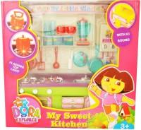 Just Toyz Dora The Explorer Sweet Kitchen