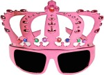 Funcart Role Play Toys Funcart Pink Crown Glasses
