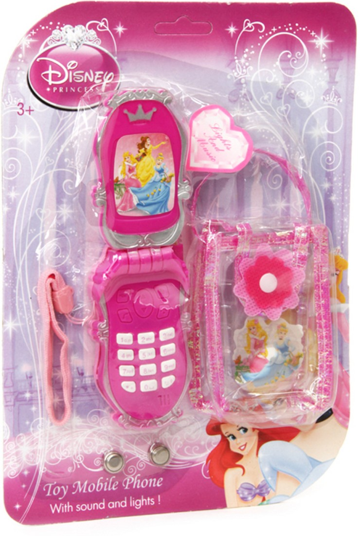 Disney Princess Toy Phone : Disney princess mobile phone buy