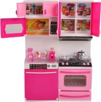 Magic Pitara Modern Kitchen Play Set