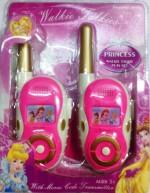 Shop & Shoppee Role Play Toys Shop & Shoppee Princess Walkie Talkie play set