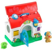 Fisher-Price Laugh & Learn Puppy's Activity Home (color May Vary)